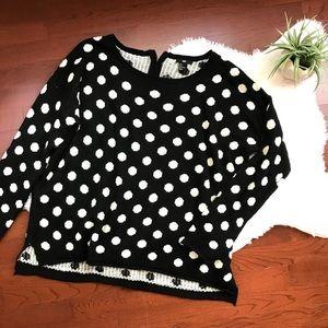 [H&M] Polka Dot Sweater